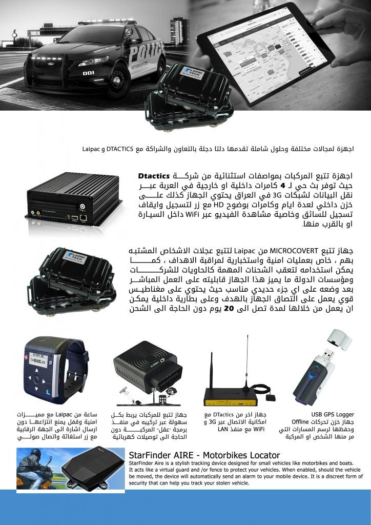 GPS Iraq